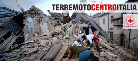 Emergenza Terremoto Centro Italia