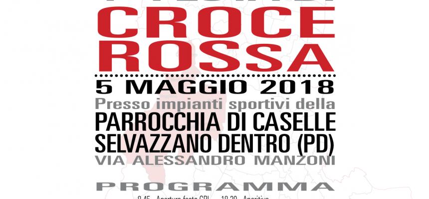 1° Festa di Croce Rossa – 5 Maggio 2018