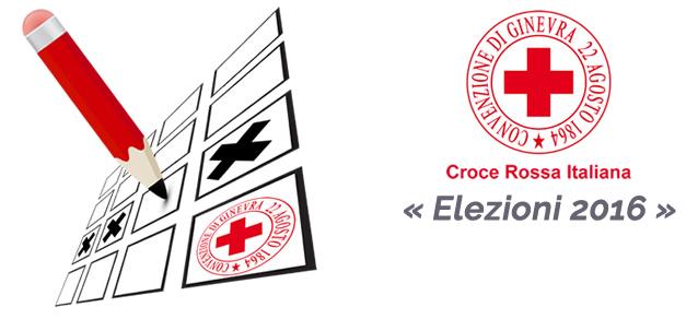 Elezioni degli Organi dei Comitati Locali di Croce Rossa